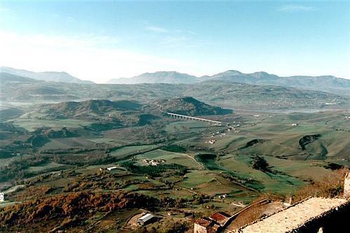 Alta valle dell'Ofanto